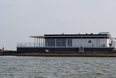 VISTA Restaurant  & Food Bar aan het Havenhoofd te Willemstad opgeleverd en geopend