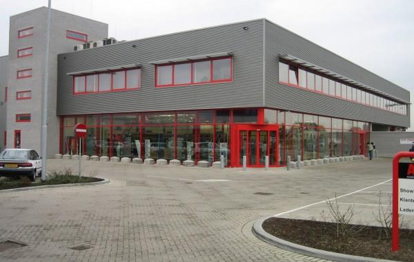 Computergroothandel te Ridderkerk