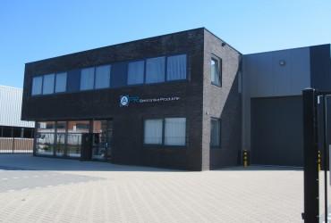 Nieuwbouw bedrijfsruimte met kantoor te Zevenbergen